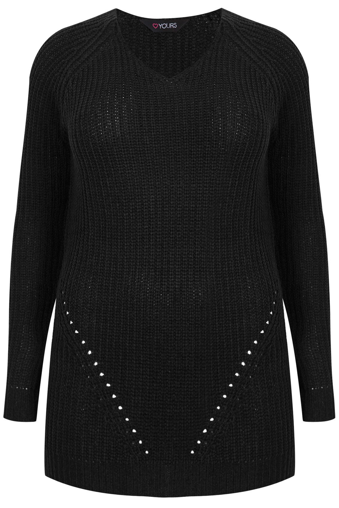 River Island v-neck jumper in black contrast. £ Miss Selfridge lattice back ribbed top in white. £ Micha Lounge luxe high neck tunic with exaggerated side split in mohair blend. £ Mango striped high neck long sleeve top. £ ASOS DESIGN Bralet In Rib Knit. £