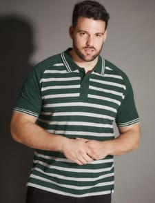 Shop Big and Tall Men's polo shirts >