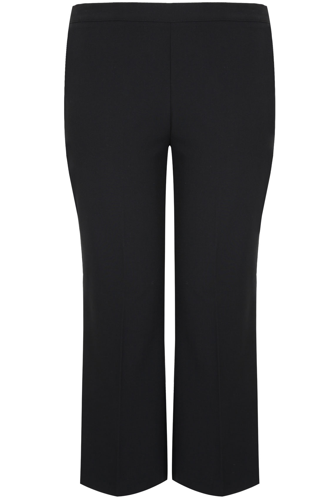 Pantalon coupe droite classique noir avec taille for Wholesale terms and conditions template