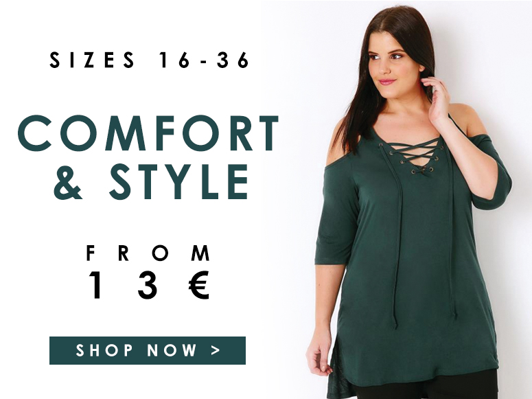 Comfort & style from 13€ >