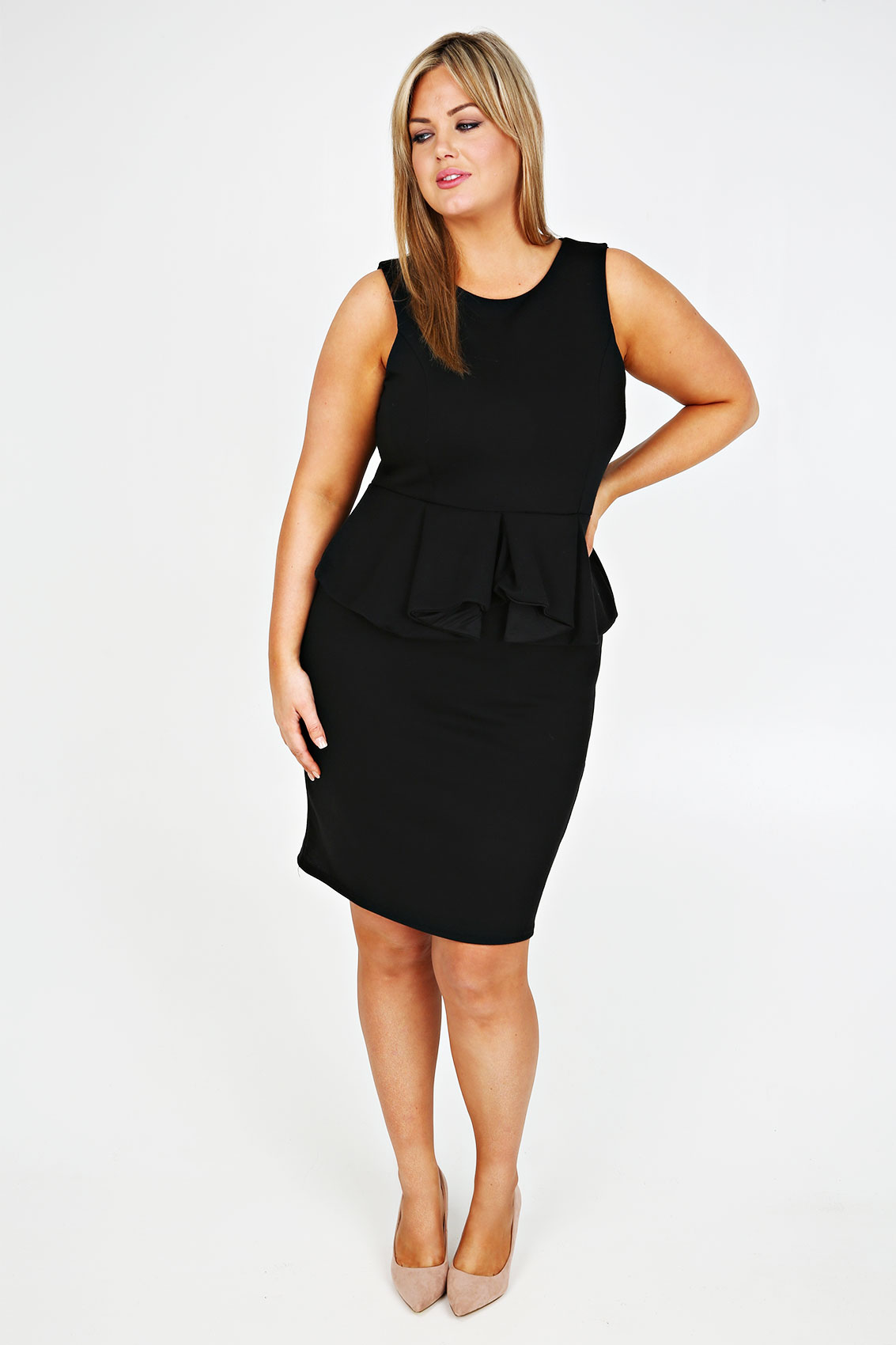 Find great deals on eBay for peplum dress size Shop with confidence.