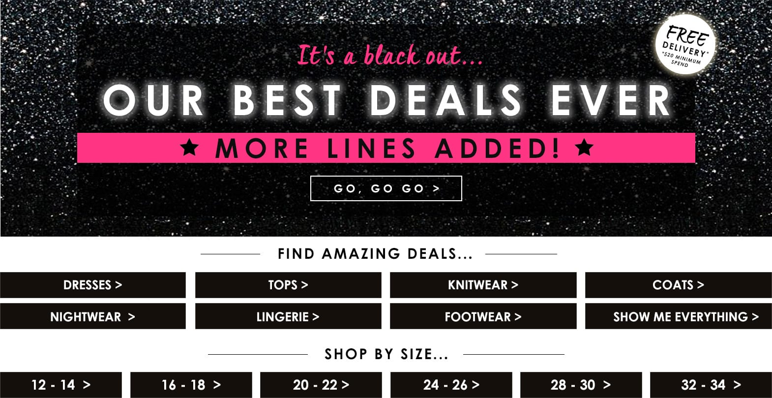 Our Best Deals Ever >