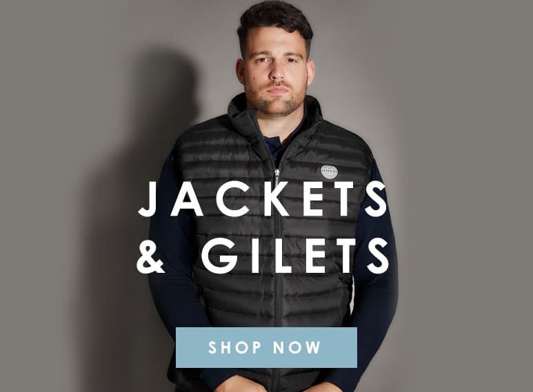 Shop Big and tall mens jackets >