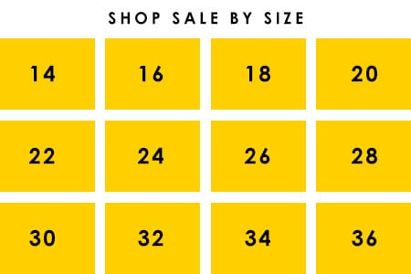 Shop sale by size