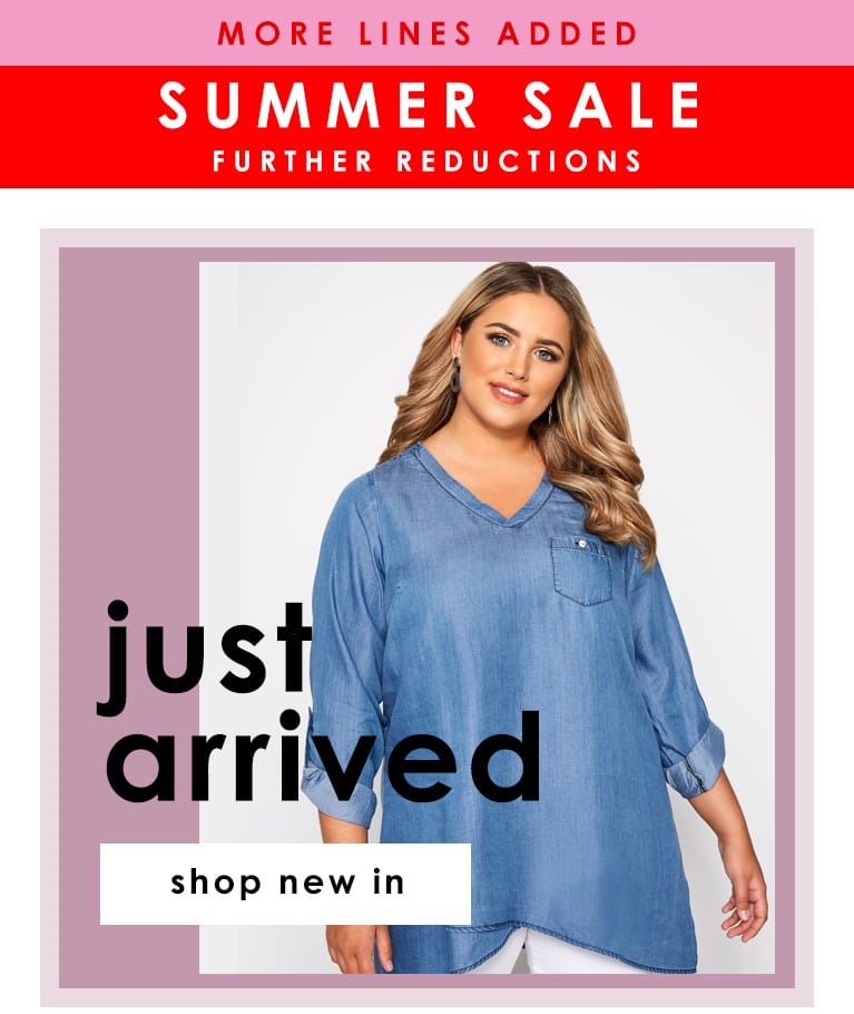 Plus Size Clothing | Women's Plus Size Fashion | Yours Clothing