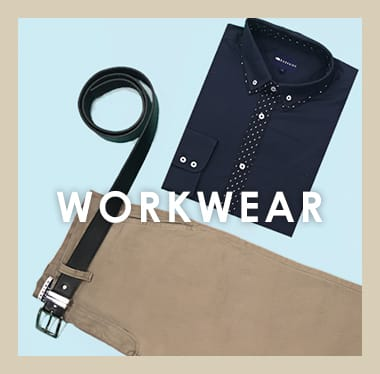 Shop Big and Tall Men's Workwear >