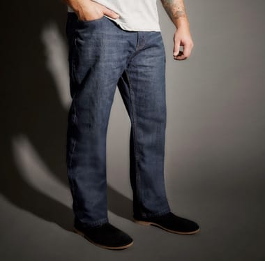 Shop Big and Tall Men's Jeans >