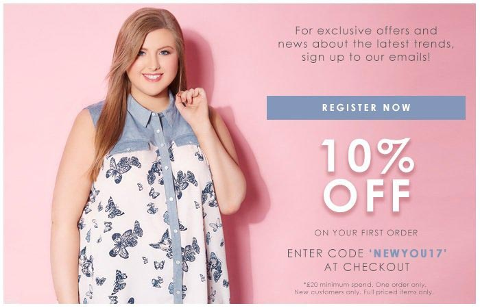 10% off your first order >