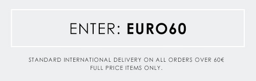 Free Shipping to Malta, Germany, France & Ireland