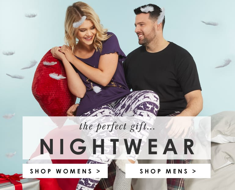 Men & Womens nightwear