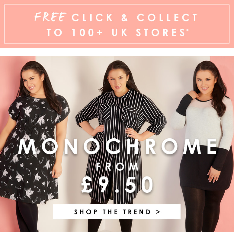 Shop Monochrome from £9.50 >