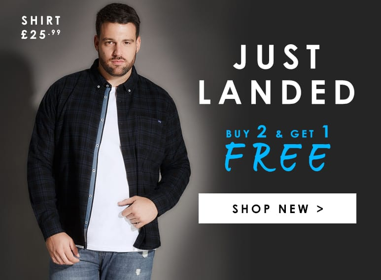 But 2 Get 1 Free on all new in >