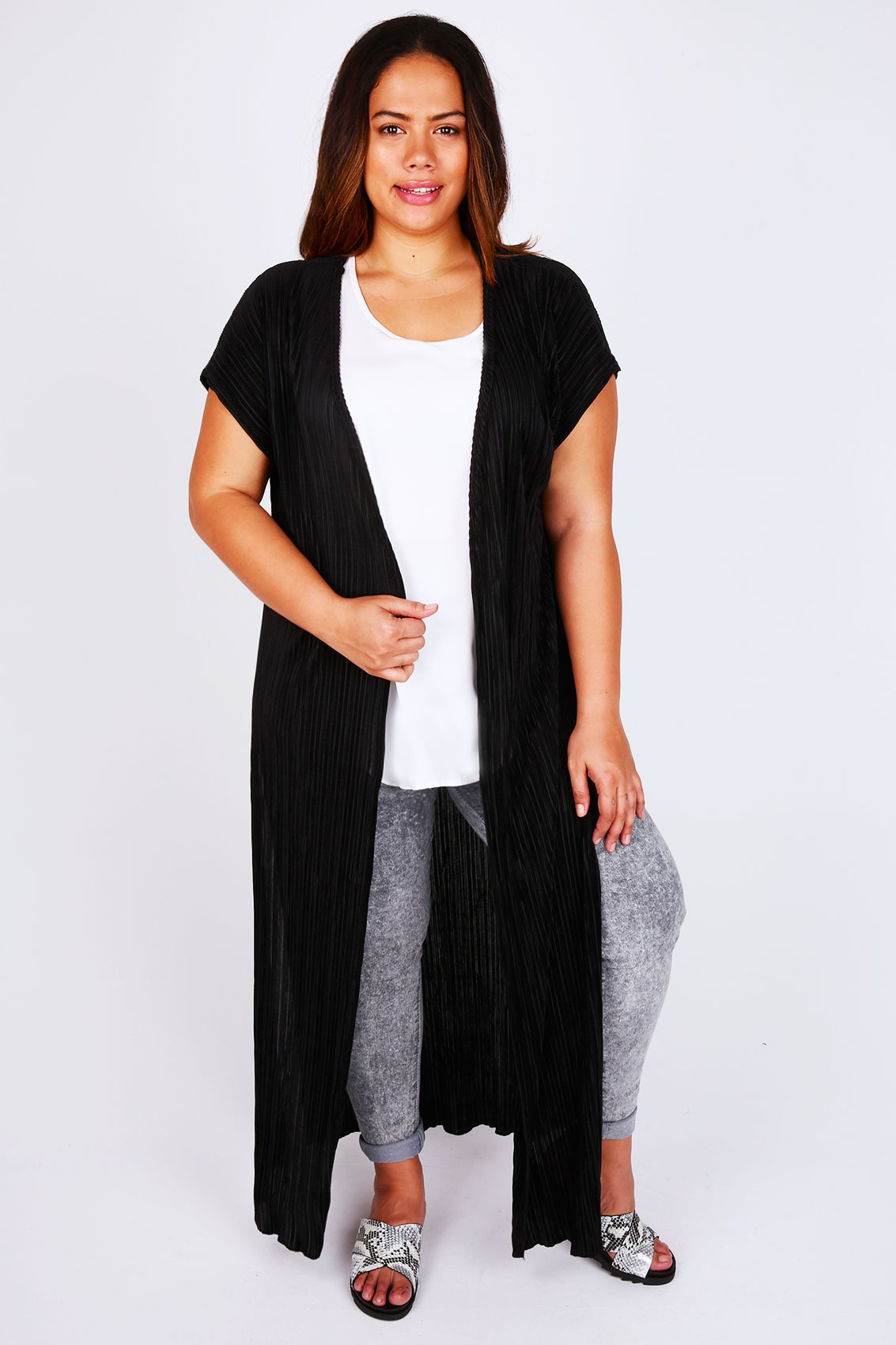 Belted Asymmetric Hem Black Maxi Dress and Cardigan with cheap wholesale price, buy Belted Asymmetric Hem Black Maxi Dress and Cardigan at atrociouslf.gq!