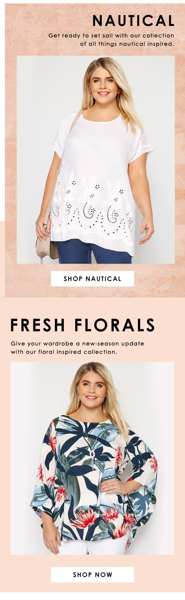 Nautical Florals