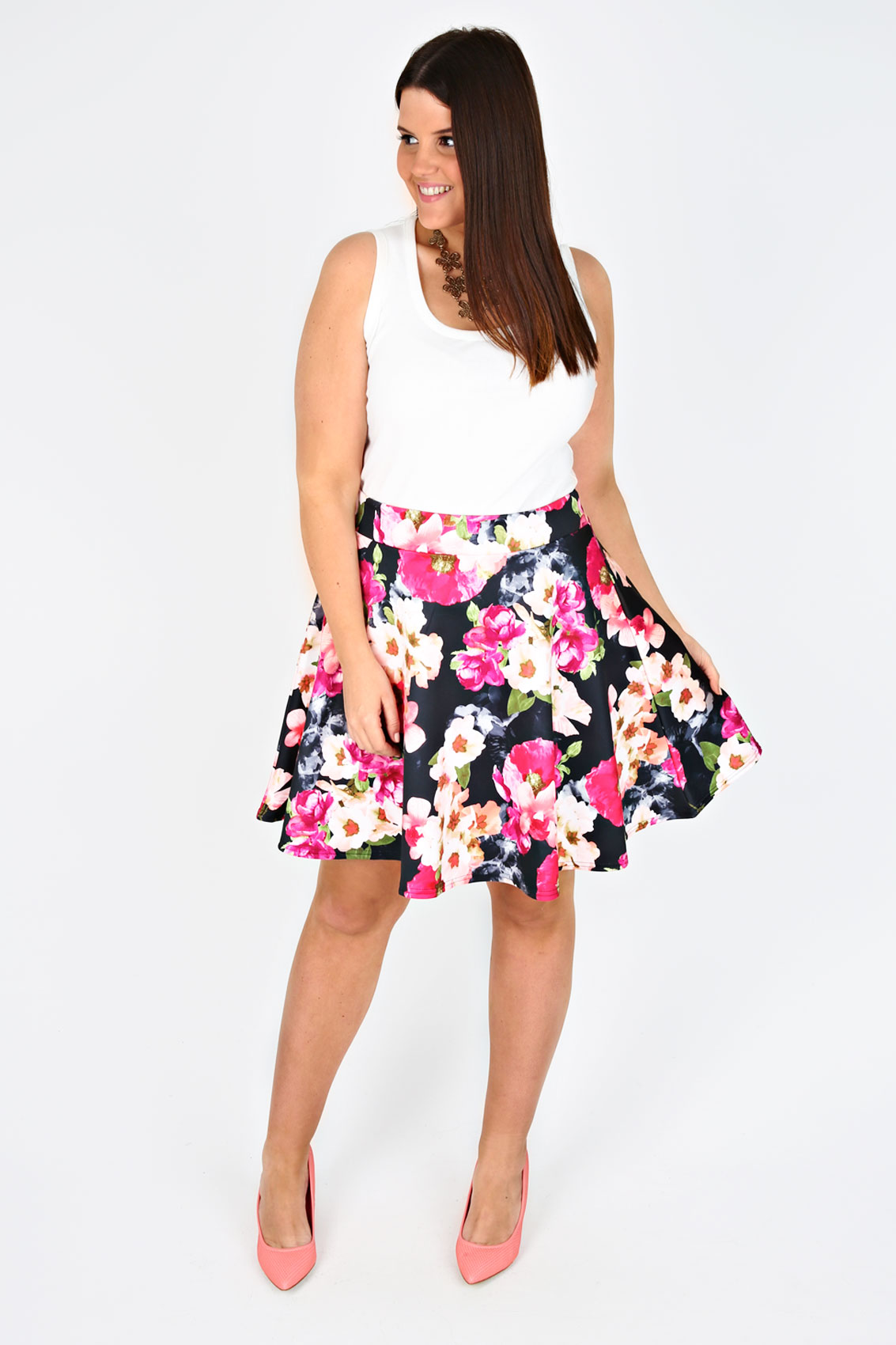 Ruffle Shoulder Striped Peplum Top with Skirt Set in Black. $ $* Floral Sweetheart Bardot Skater Dress in Black. $ $* Women's Plus Size Dresses. Discover UrbanOG Plus Size Collection for the hottest and most fashionable Plus Size Dresses! This is the perfect moment for every curvy Plus Size Lady to show off their.