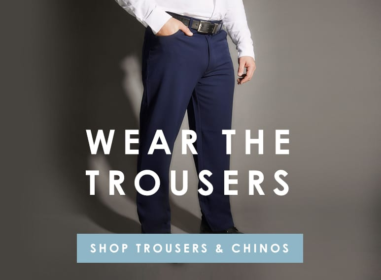 Shop Trousers & Chinos >