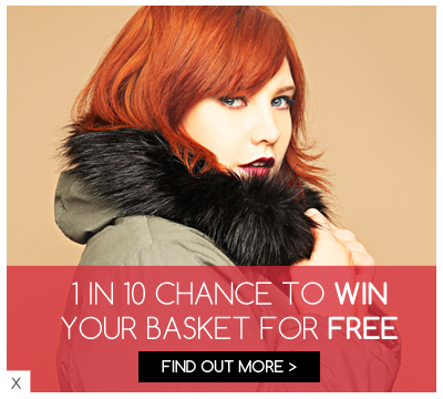 Win Your Basket for FREE