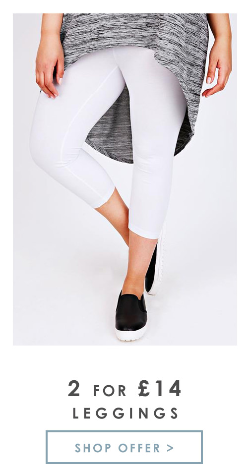 Shop 2 for £14 Leggings >