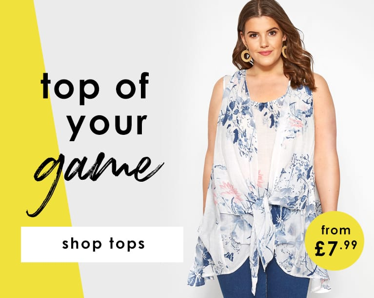 e5e27549df57b Plus Size Clothing | Women's Curve & Plus Size Fashion | Yours Clothing