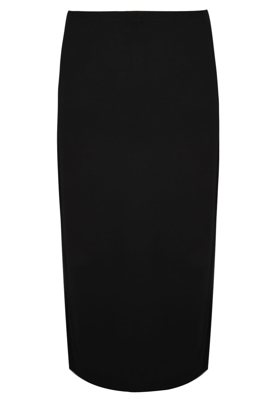 Rooms: BUMP IT UP MATERNITY Black Tube Maxi Skirt With Comfort