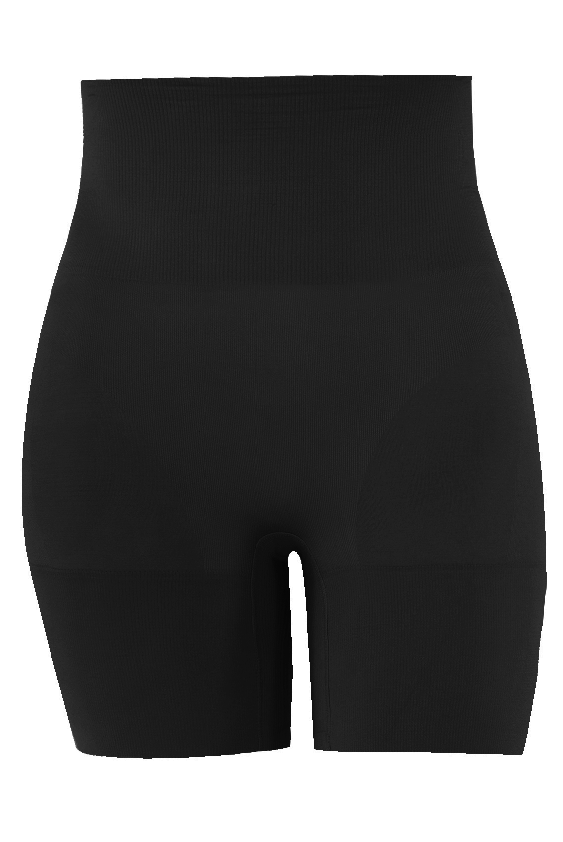 Firm Control Black Seamfree Shaper Short Plus Size 16 To 32-4623