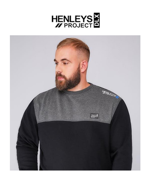 Shop Henleys >
