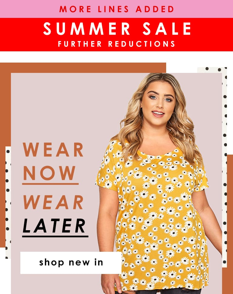06e02d935f Plus Size Clothing | Women's Plus Size Fashion | Yours Clothing