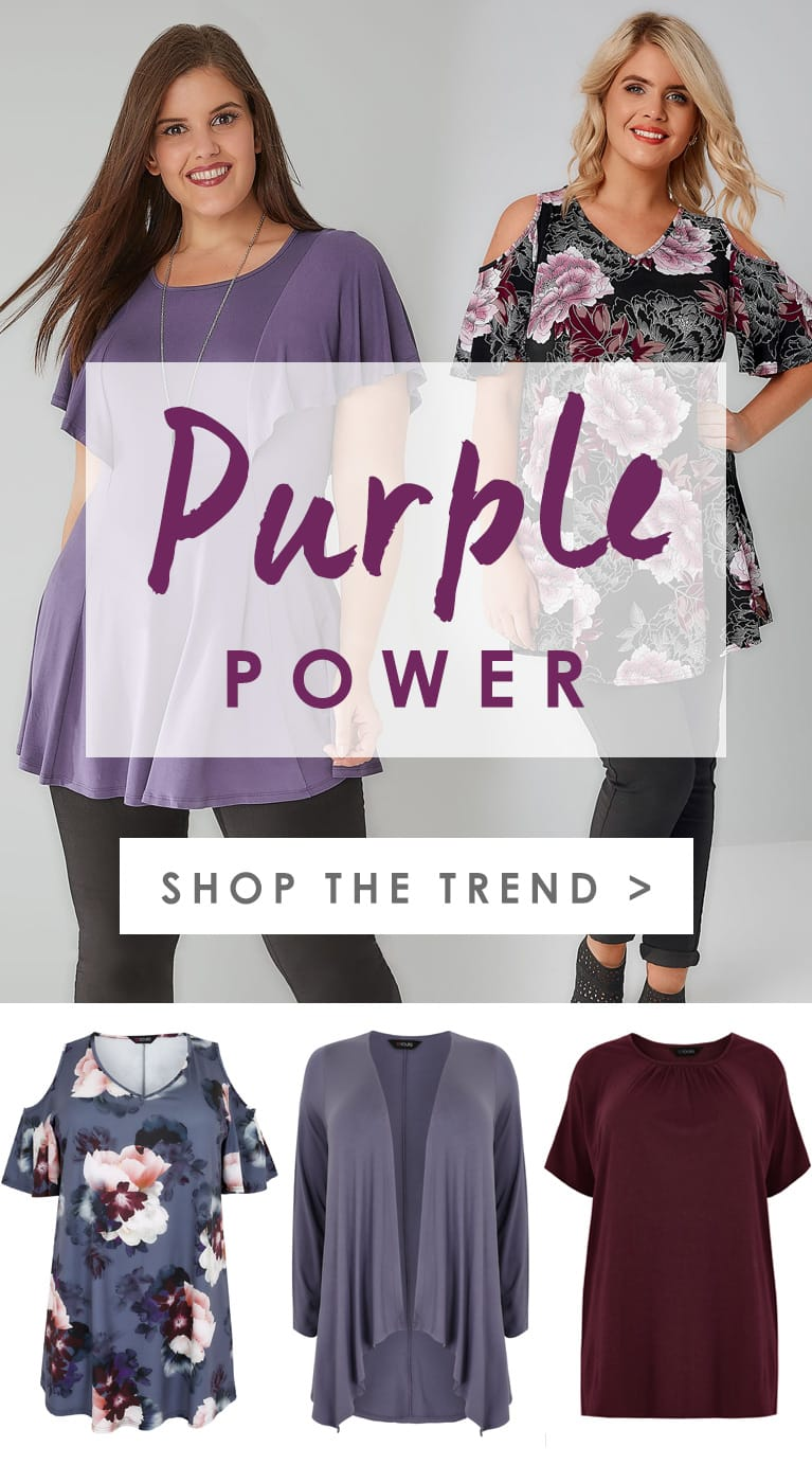 Shop Plus Size Women's Trends >
