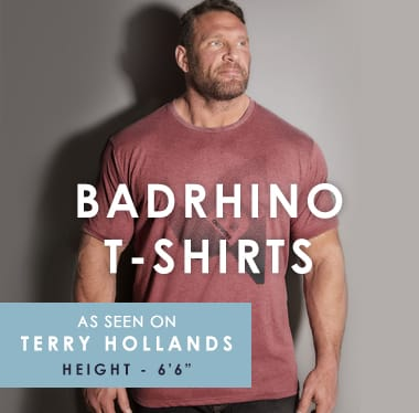 Shop Big and Tall Menswear T-Shirt >