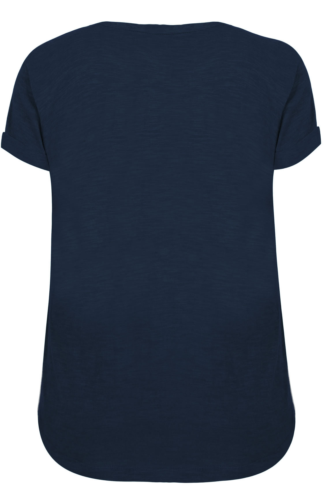 Navy short sleeve boyfriend t shirt with pocket detail for Navy short sleeve shirt