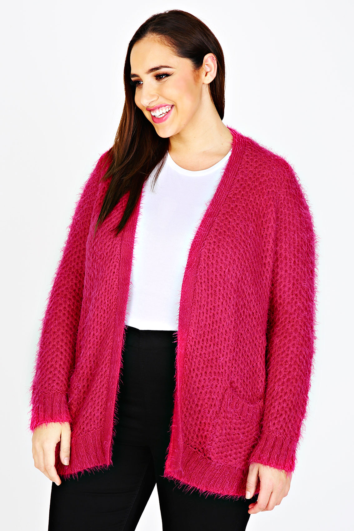 Hot Pink Cardigan ($ - $): 30 of items - Shop Hot Pink Cardigan from ALL your favorite stores & find HUGE SAVINGS up to 80% off Hot Pink Cardigan, including GREAT DEALS like Urban Outfitters Sweaters | Hot Pink Cardigan By Lux Size Small | Color: Pink | Size: Xs ($).
