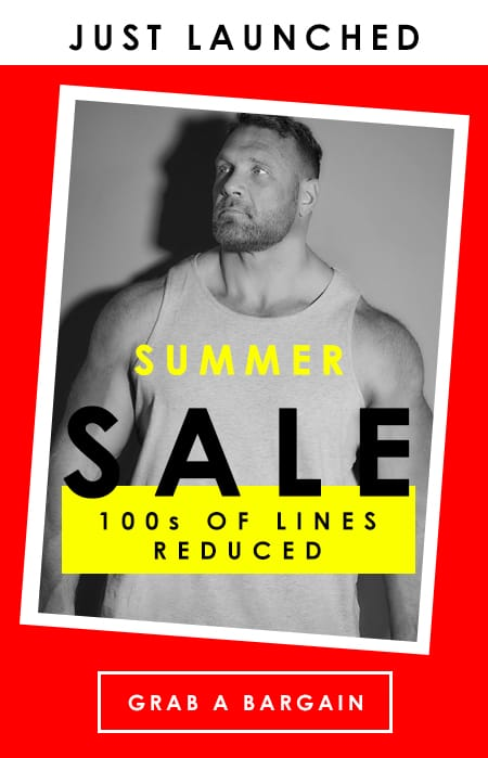 Just Launched! Summer Sale