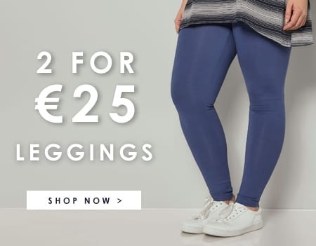 2 for 25€ leggings