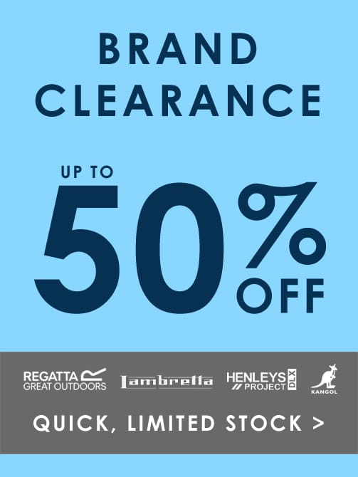 Shop Brand Clearance >