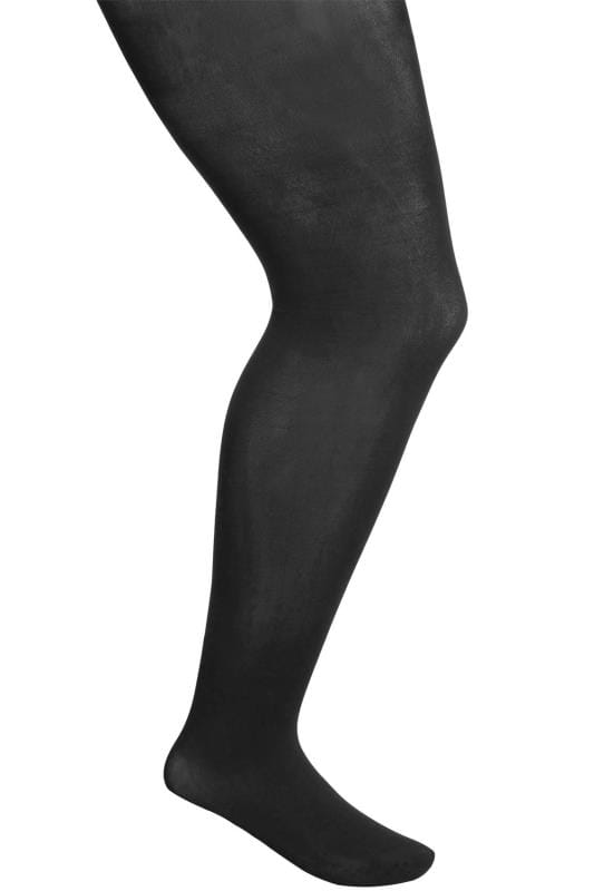 2 PACK Black 40 Denier Tights