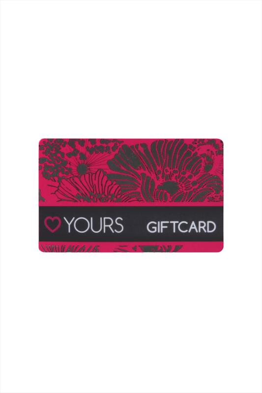 Plus Size Gift Cards Flowers Gift Card