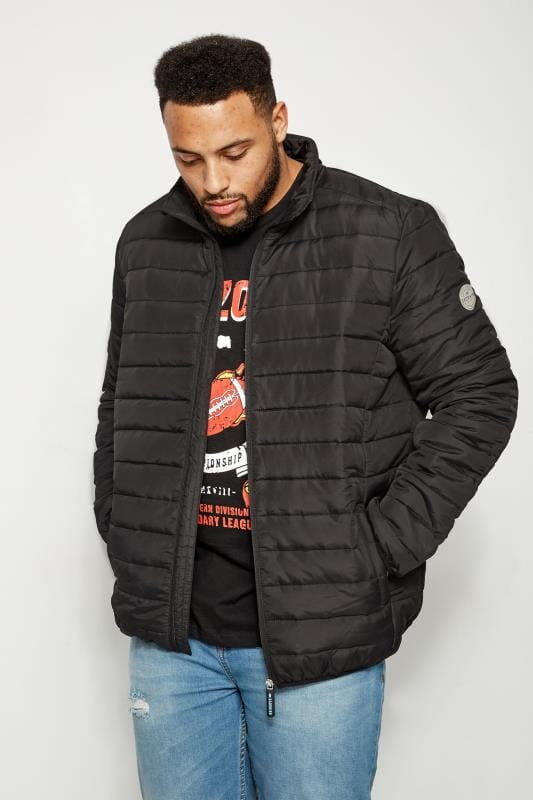 097e10e75 Big and Tall Coats & Jackets | Large Men's Coats & Jackets | BadRhino