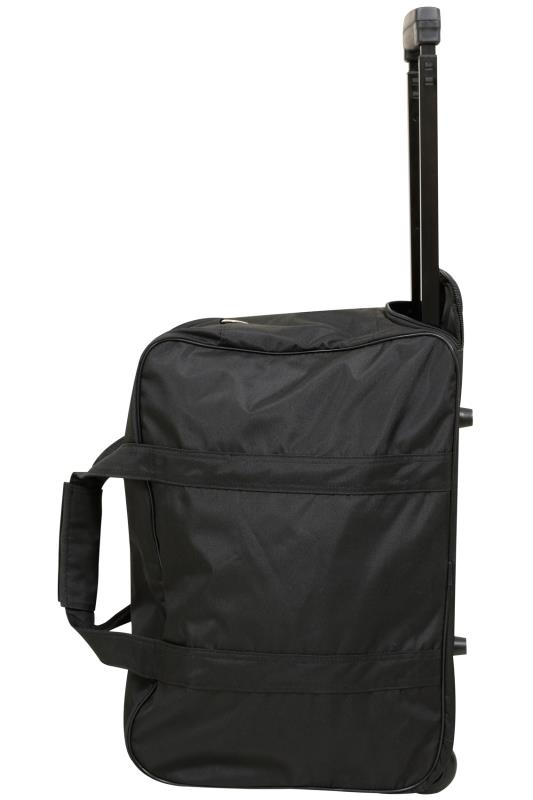 BadRhino Black Functional Trolley Bag