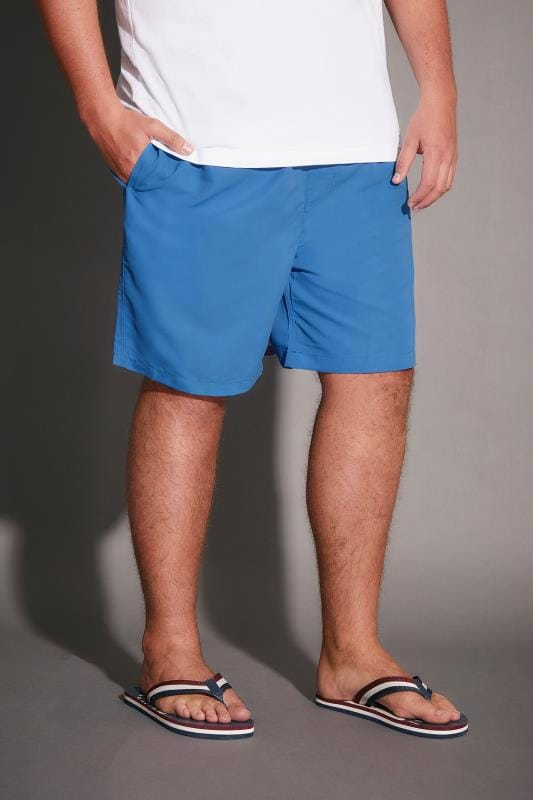 Swim Shorts BadRhino Blue Swim Shorts 110406
