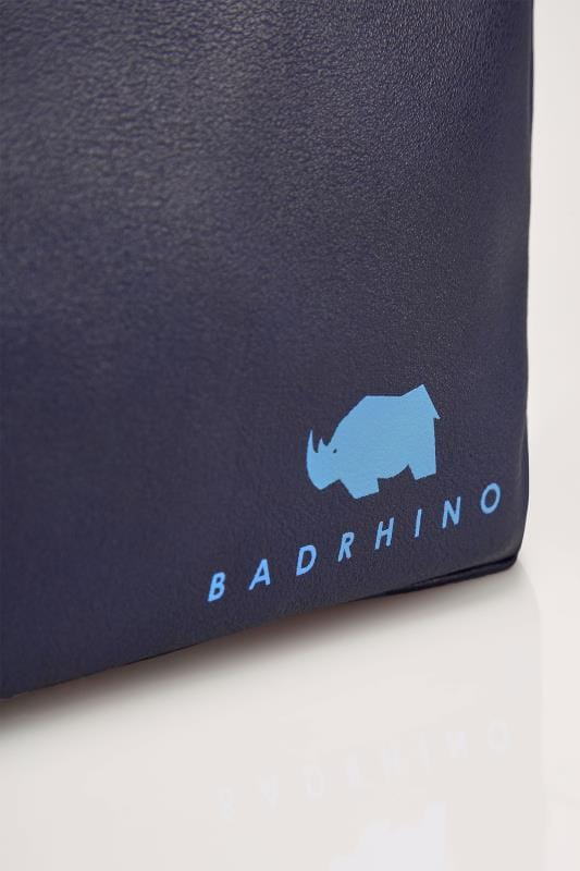 BadRhino Navy Washbag