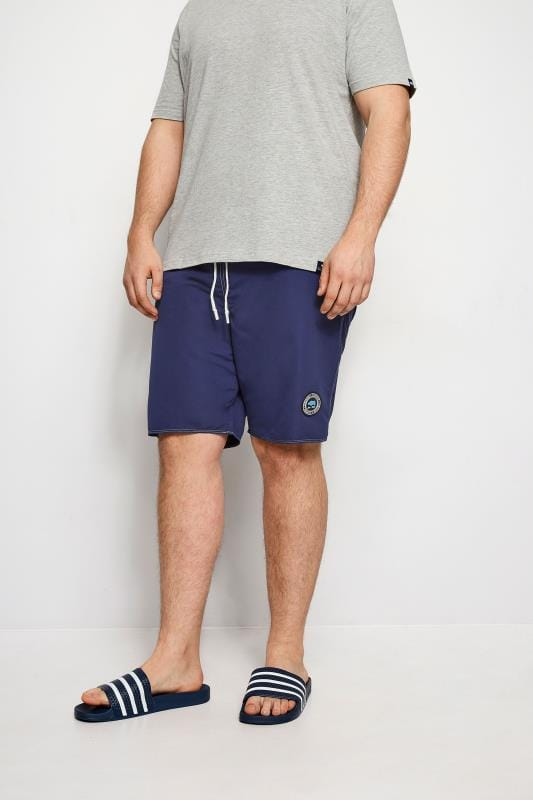 BadRhino Navy Swim Shorts