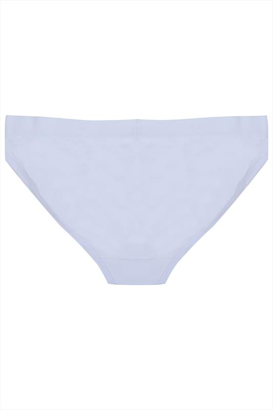 3 PACK BadRhino White Keyhole Brief
