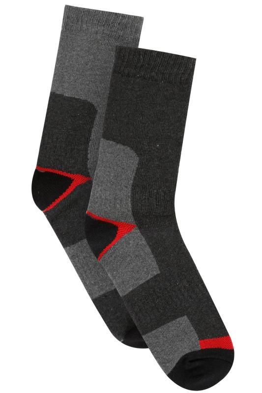 Socks 2 PACK BadRhino Grey Thermal Socks 102315