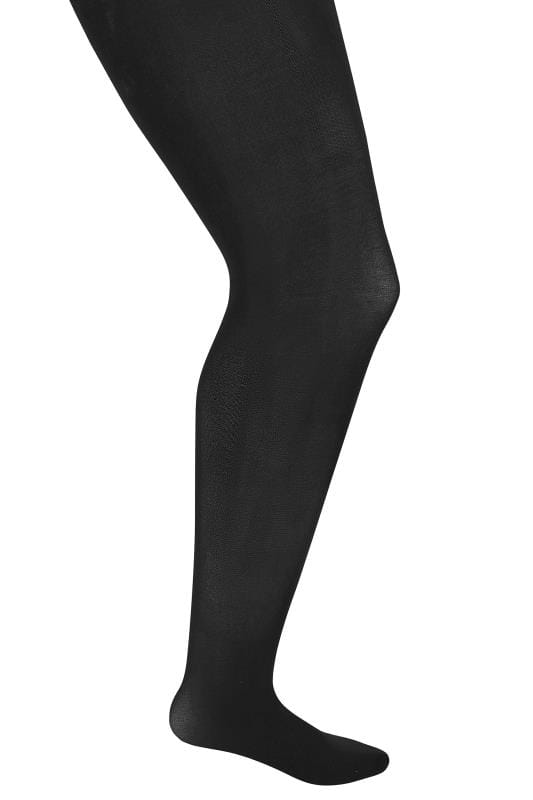 Plus Size Plus Size Tights Black 50 Denier Tights