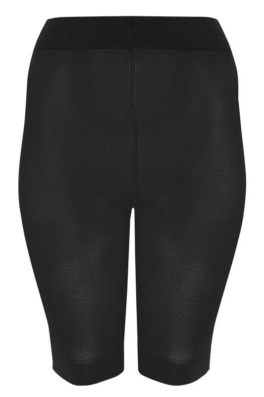 Plus Size Shapewear Black Anti Chaffing Shorts