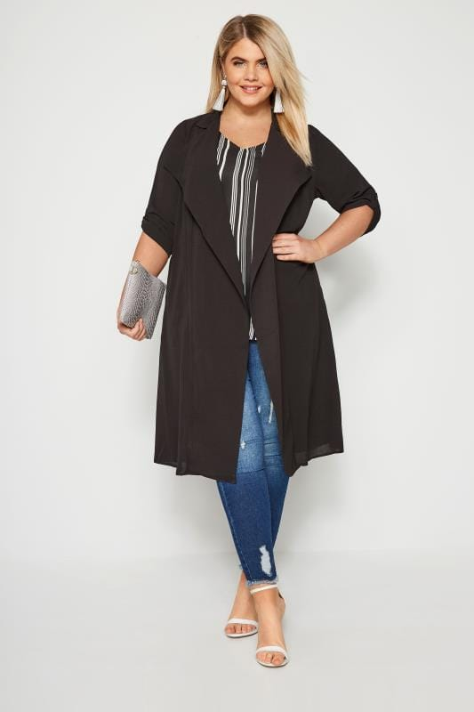 e93341b7a22 Plus Size Coats & Jackets | Ladies Coats & Jackets | Yours Clothing