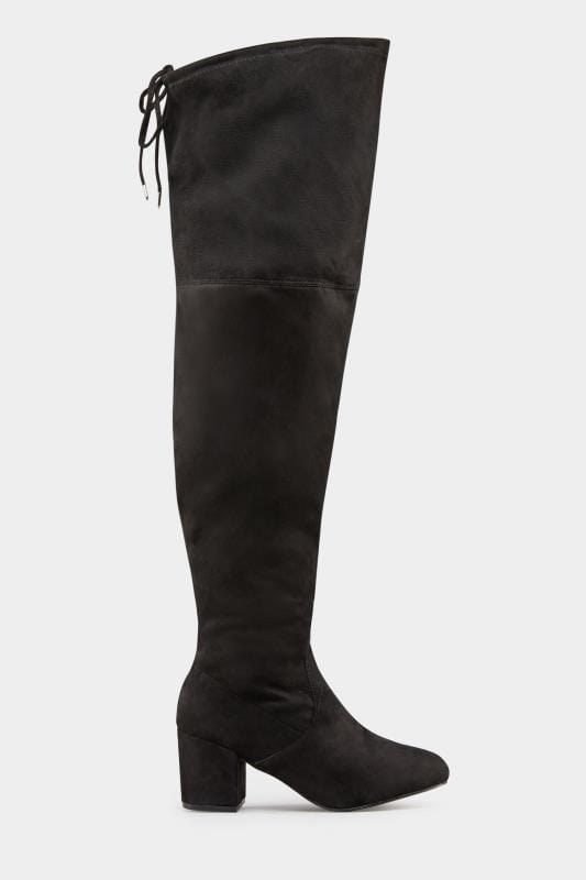 b3225759a9a9 Wide Calf Boots | Extra Wide Calf Fitting Boots | Yours Clothing