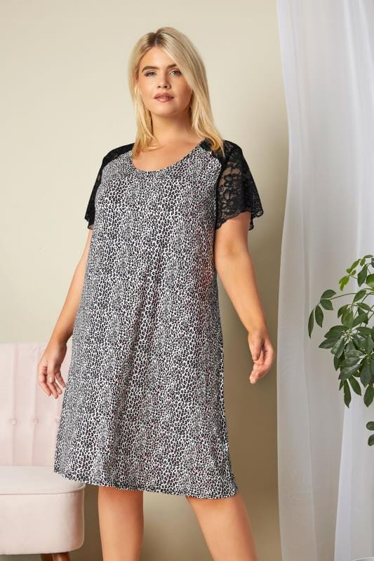 Plus Size Night Dresses | Yours Clothing