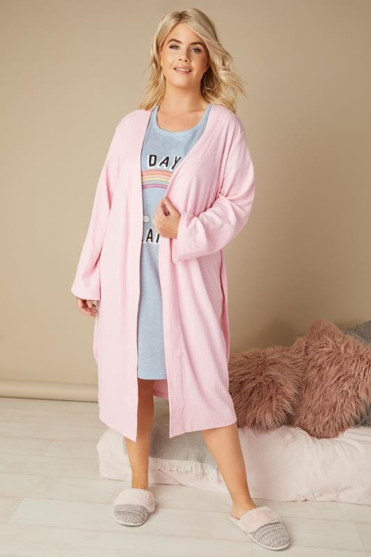 Blue Marl 'Day Dreaming' Nightdress