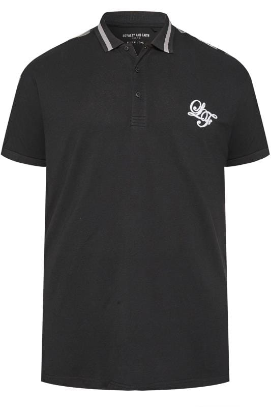 fec26df6 Big and Tall Polo Shirts | Large Men's Polo Shirts | BadRhino
